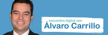 Encuentro Digital con Álvaro Carrillo de Albornoz