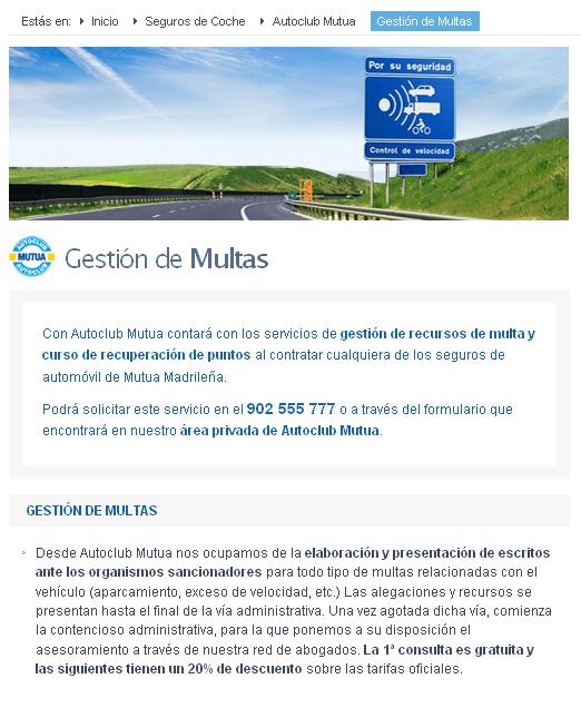 Mutua Madrileña, el timo de los seguros de automóvil