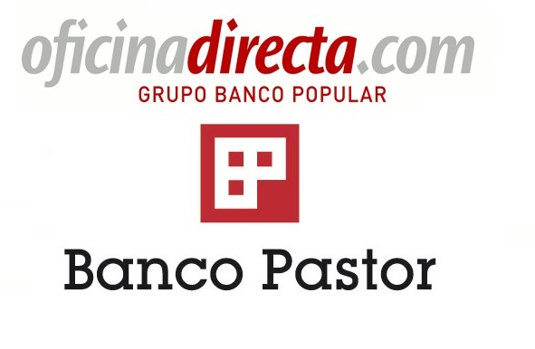 Problemas para los clientes del Banco Pastor y Oficina Directa