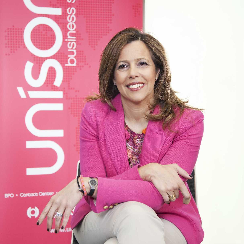 Entrevista con Sandra Gibert, Directora General de la empresa Unísono