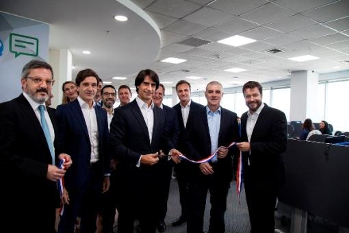 Atento inaugura un nuevo centro de relación con clientes en Chile